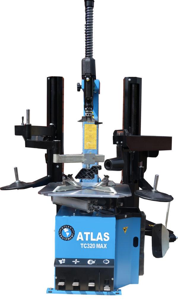 TC320MAX Demonte Pneus Automatique 26'' avec Double Bras d'Assistance