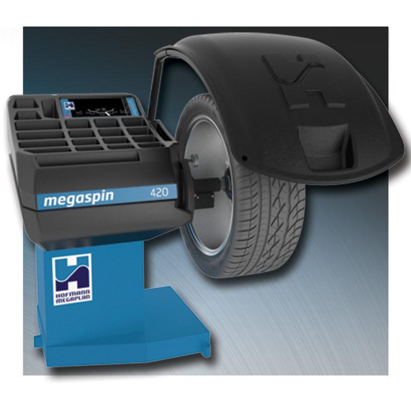 Équilibreur de roue Premium
