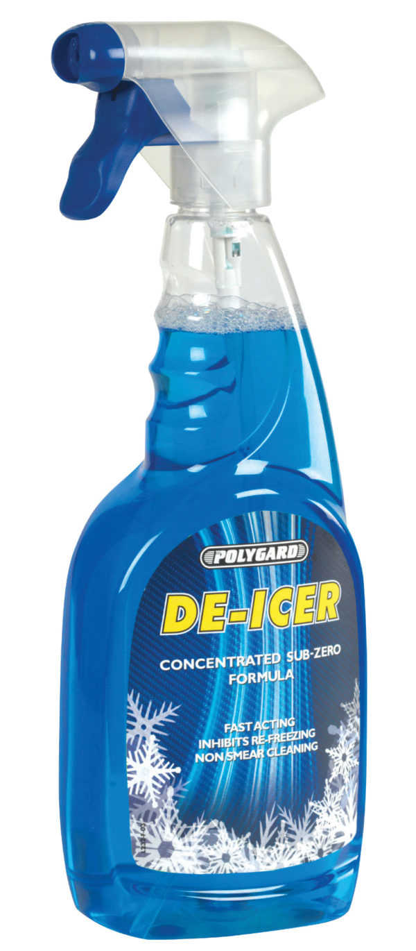 Spray Dégivreur