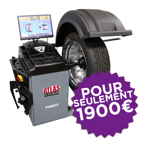 PWB55 EQUILIBREUSE D'OCCASION