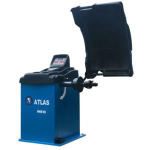 Atlas WB10 Équilibreuse de roue lancement manuel