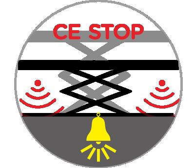 Signal sonore lors de la descente