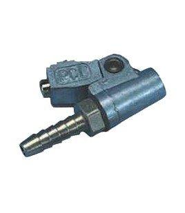 Pistolet de gonflage PCL MK 3 avec double connecteur à pince et conduite de 2