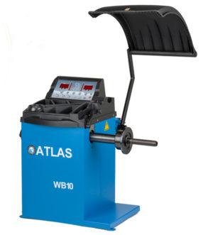 Atlas WB10 - Équilibreuse de Roues Motorisée