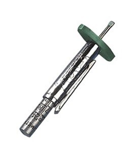 Démonte-obus de valve chromé
